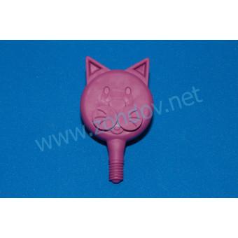 Насадка для логопедического массажера Z-Vibe «Домашние животные (кошка)»