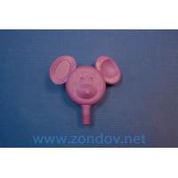 Насадка для логопедического массажера Z-Vibe «Домашние животные (мышка)»