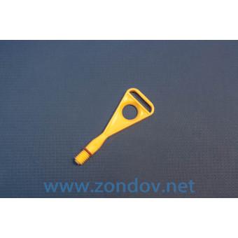 Насадка для логопедического массажера Z-Vibe «Скребок»
