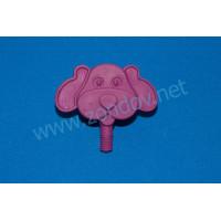 Насадка для логопедического массажера Z-Vibe «Домашние животные (собака)»
