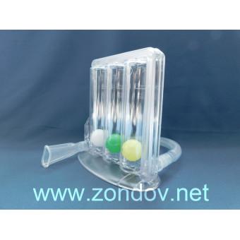 Тренажер для развития дыхания